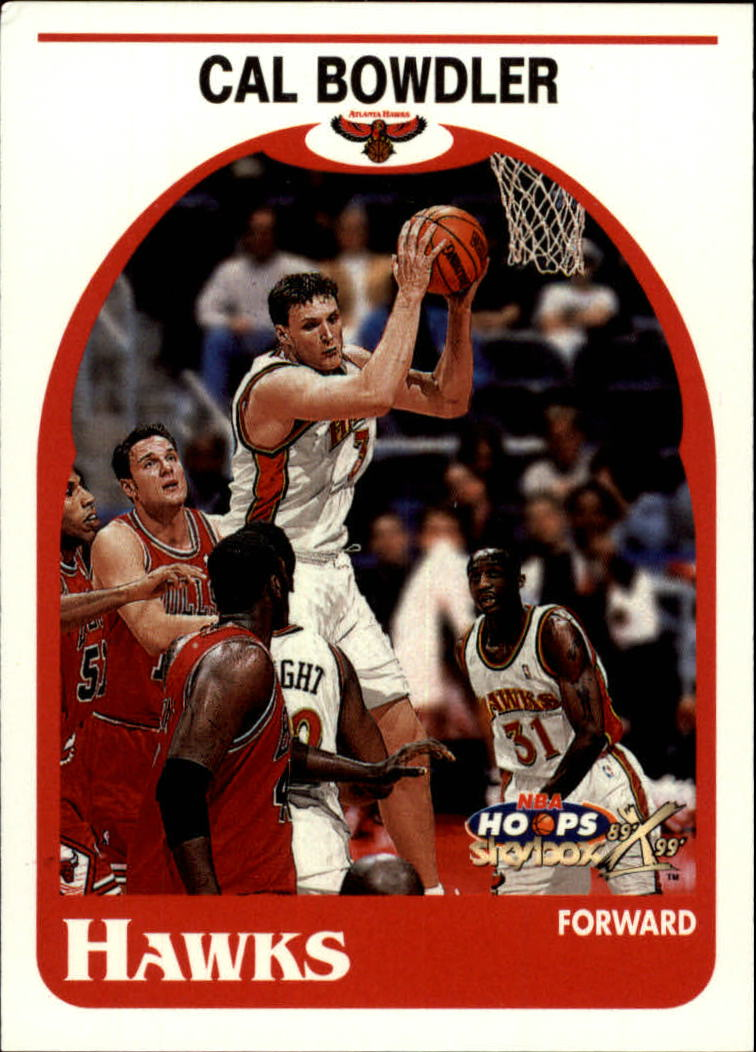 1999-00 Hoops Decade #44 Cal Bowdler RC