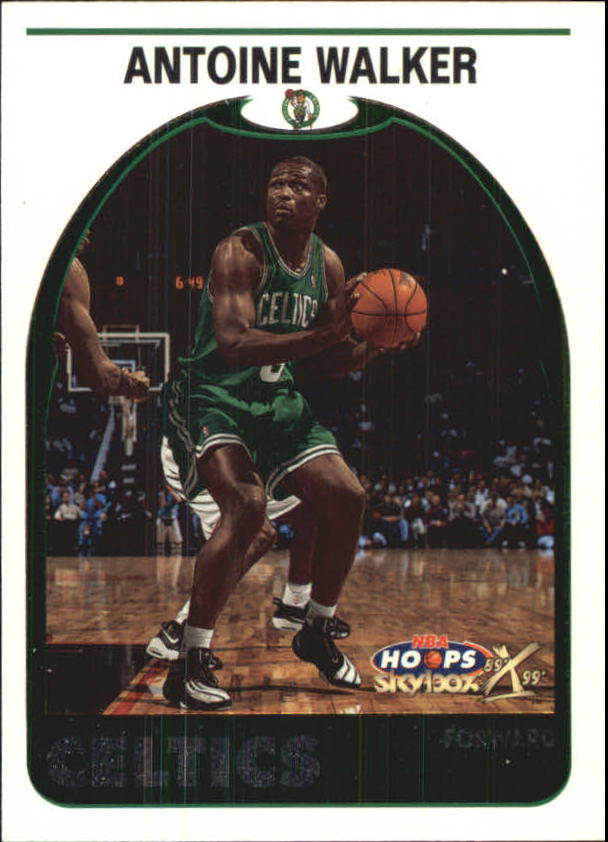 1999-00 Hoops Decade Hoopla #9 Antoine Walker