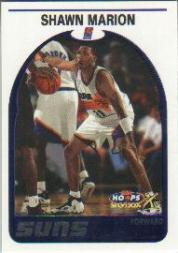 1999-00 Hoops Decade Hoopla #95 Shawn Marion