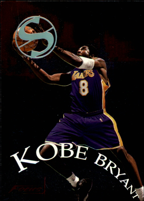 1999-00 Fleer Focus Soar Subjects #SS8 Kobe Bryant