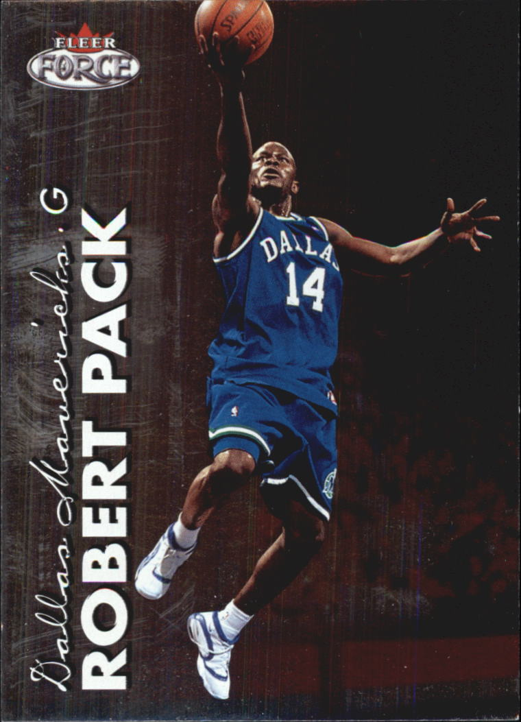 1999-00 Fleer Force #87 Robert Pack