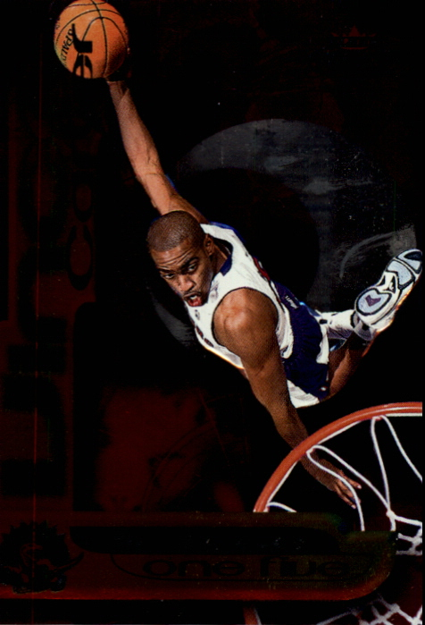1999-00 Fleer Force Air Force One Five #AF4 Vince Carter