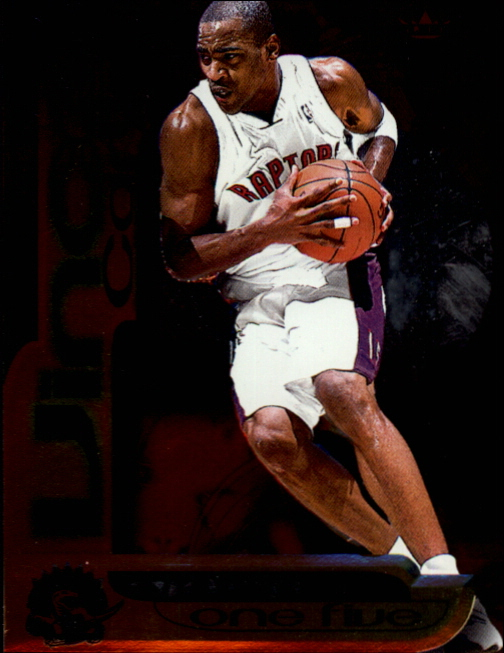1999-00 Fleer Force Air Force One Five #AF13 Vince Carter