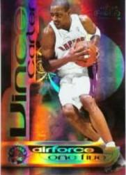 1999-00 Fleer Force Air Force One Five Forcefield #AF13 Vince Carter