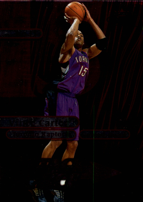 1999-00 Fleer Force Attack Force #A1 Vince Carter
