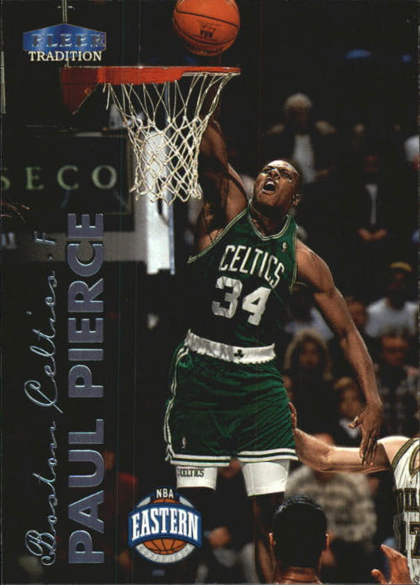 1999-00 Fleer #9 Paul Pierce
