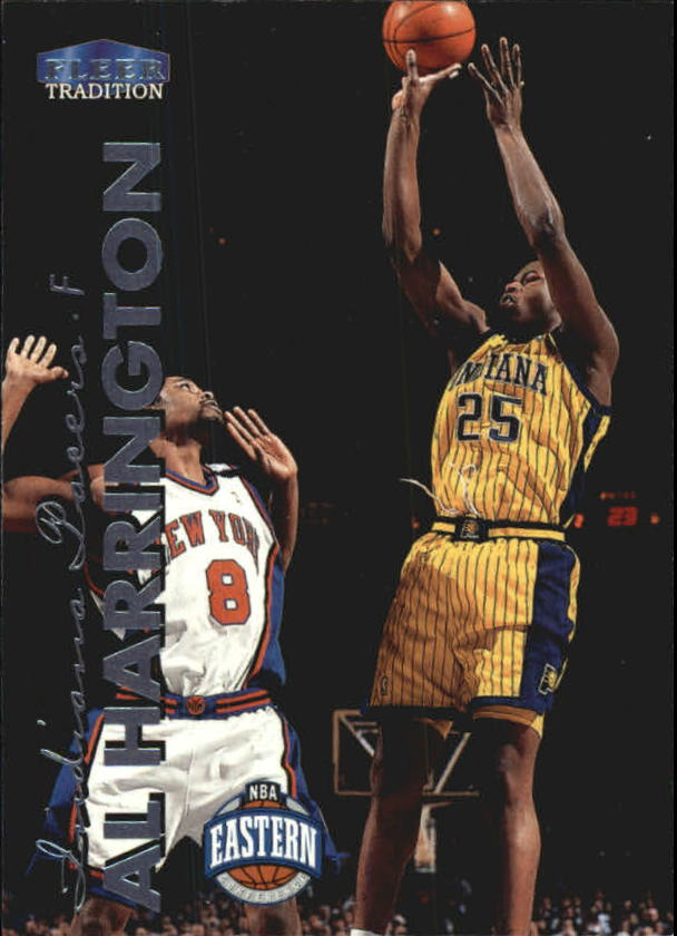 1999-00 Fleer #82 Al Harrington
