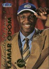1999-00 Fleer #219 Lamar Odom RC