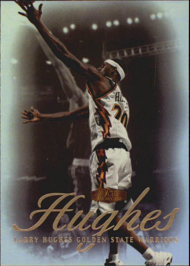 1999-00 Flair Showcase #11 Larry Hughes