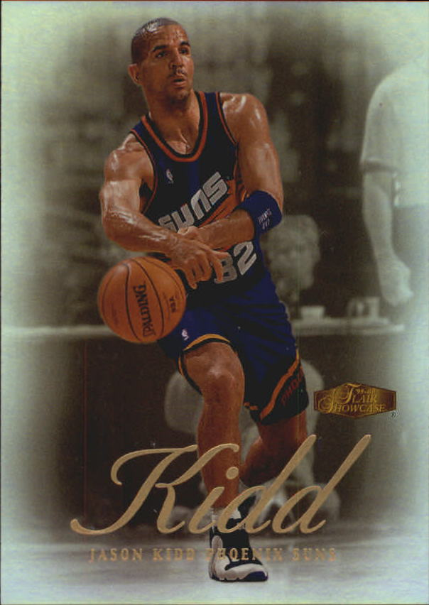 1999-00 Flair Showcase #15 Jason Kidd
