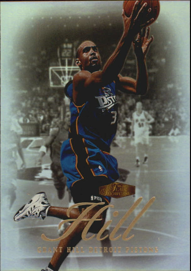 1999-00 Flair Showcase #33 Grant Hill