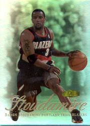 1999-00 Flair Showcase #54 Damon Stoudamire