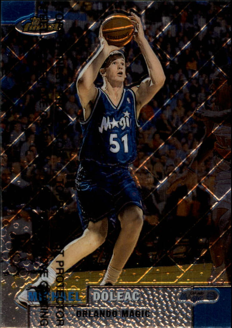 1999-00 Finest #22 Michael Doleac