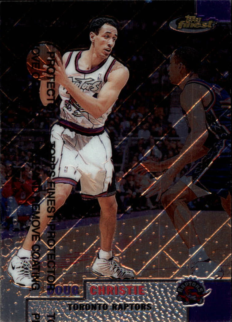 1999-00 Finest #83 Doug Christie