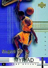 1999-00 Black Diamond Myriad #M1 Kobe Bryant