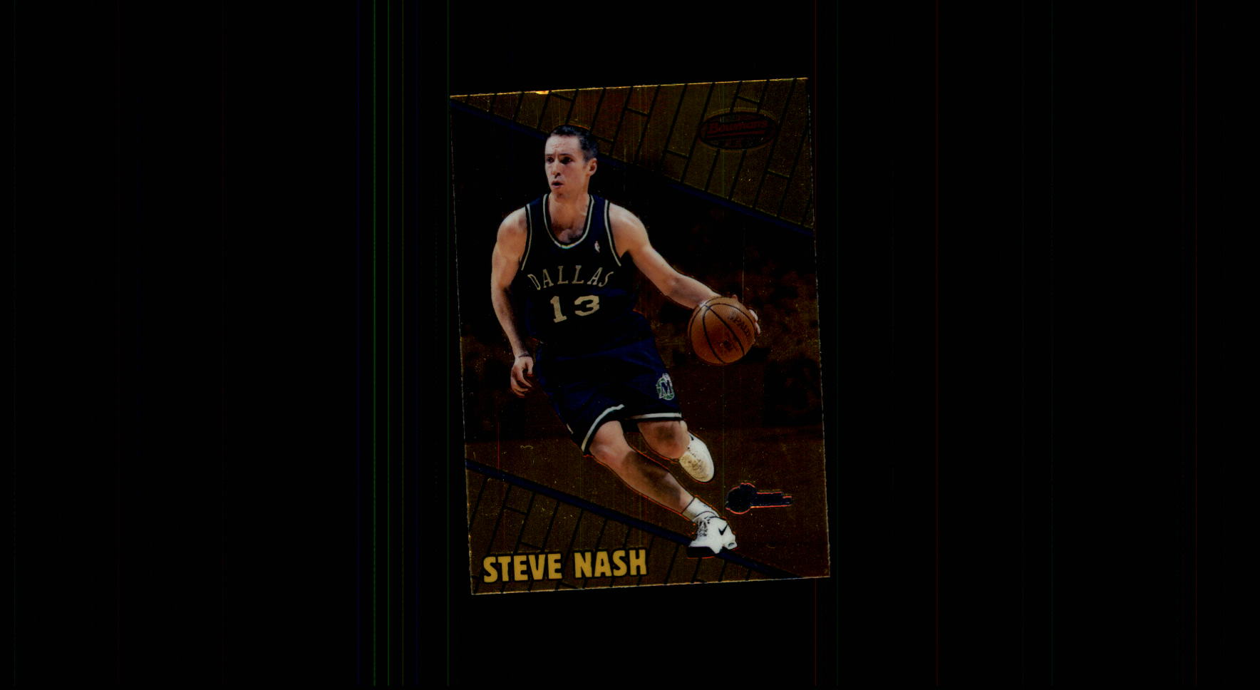 1999-00 Bowman's Best #3 Steve Nash