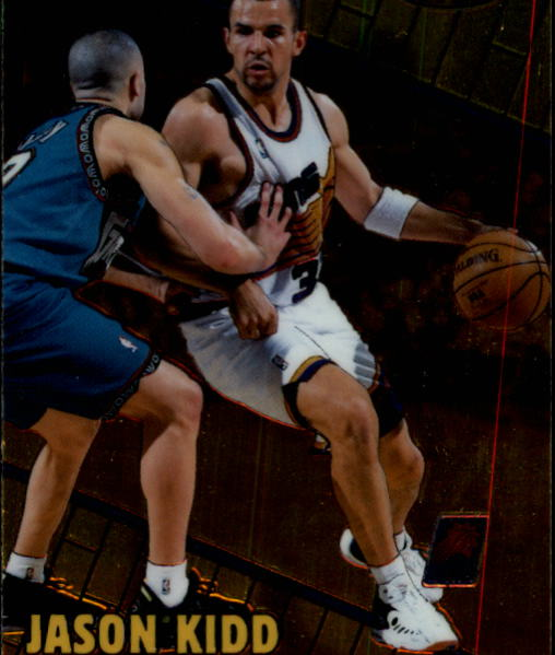 1999-00 Bowman's Best #7 Jason Kidd