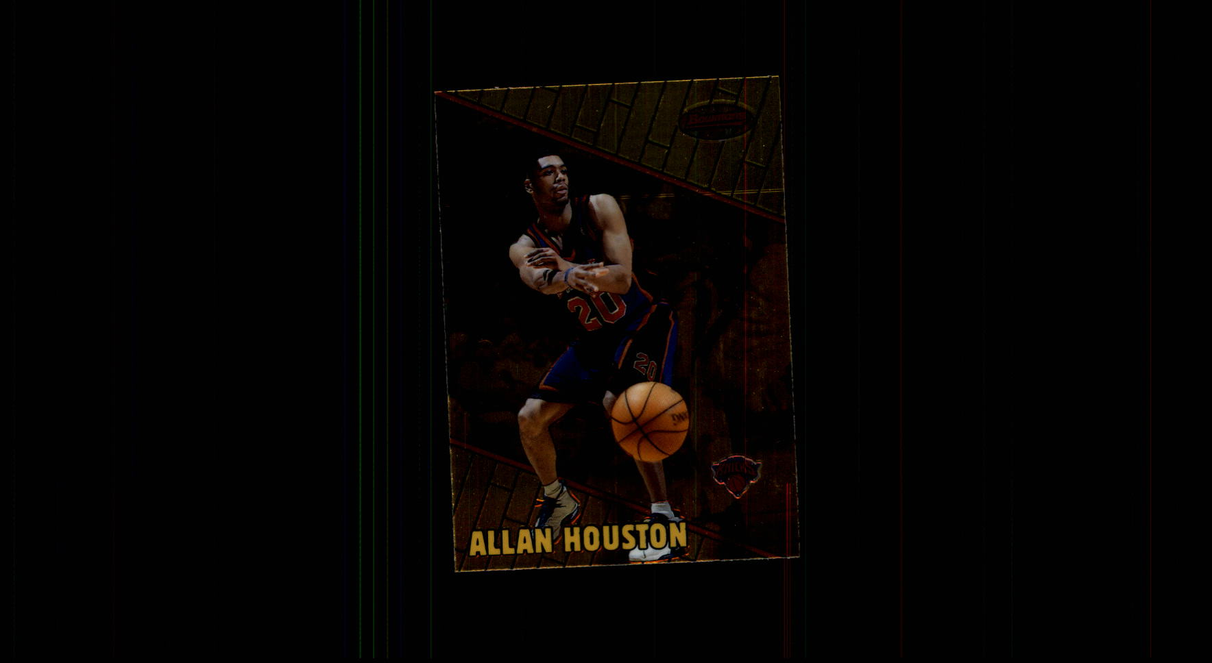 1999-00 Bowman's Best #35 Allan Houston