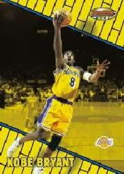 1999-00 Bowman's Best #58 Kobe Bryant