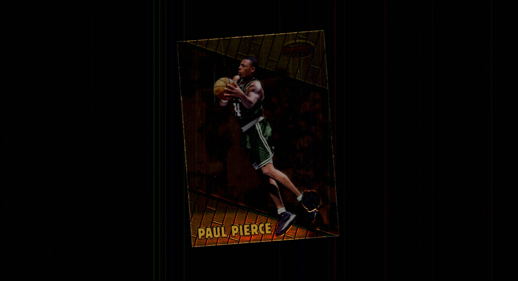 1999-00 Bowman's Best #79 Paul Pierce