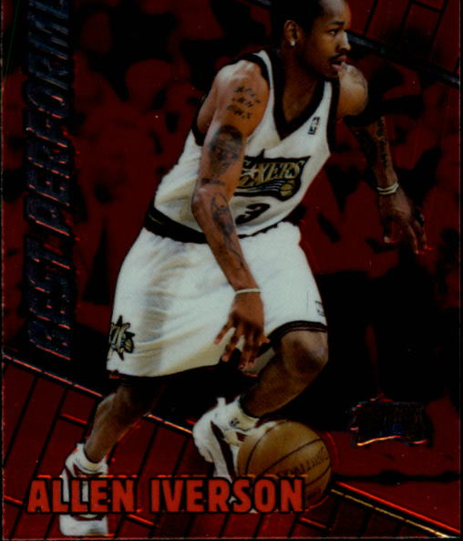 1999-00 Bowman's Best #91 Allen Iverson BP