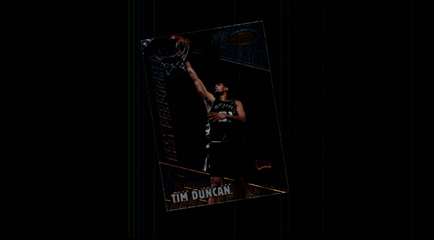 1999-00 Bowman's Best #92 Tim Duncan BP