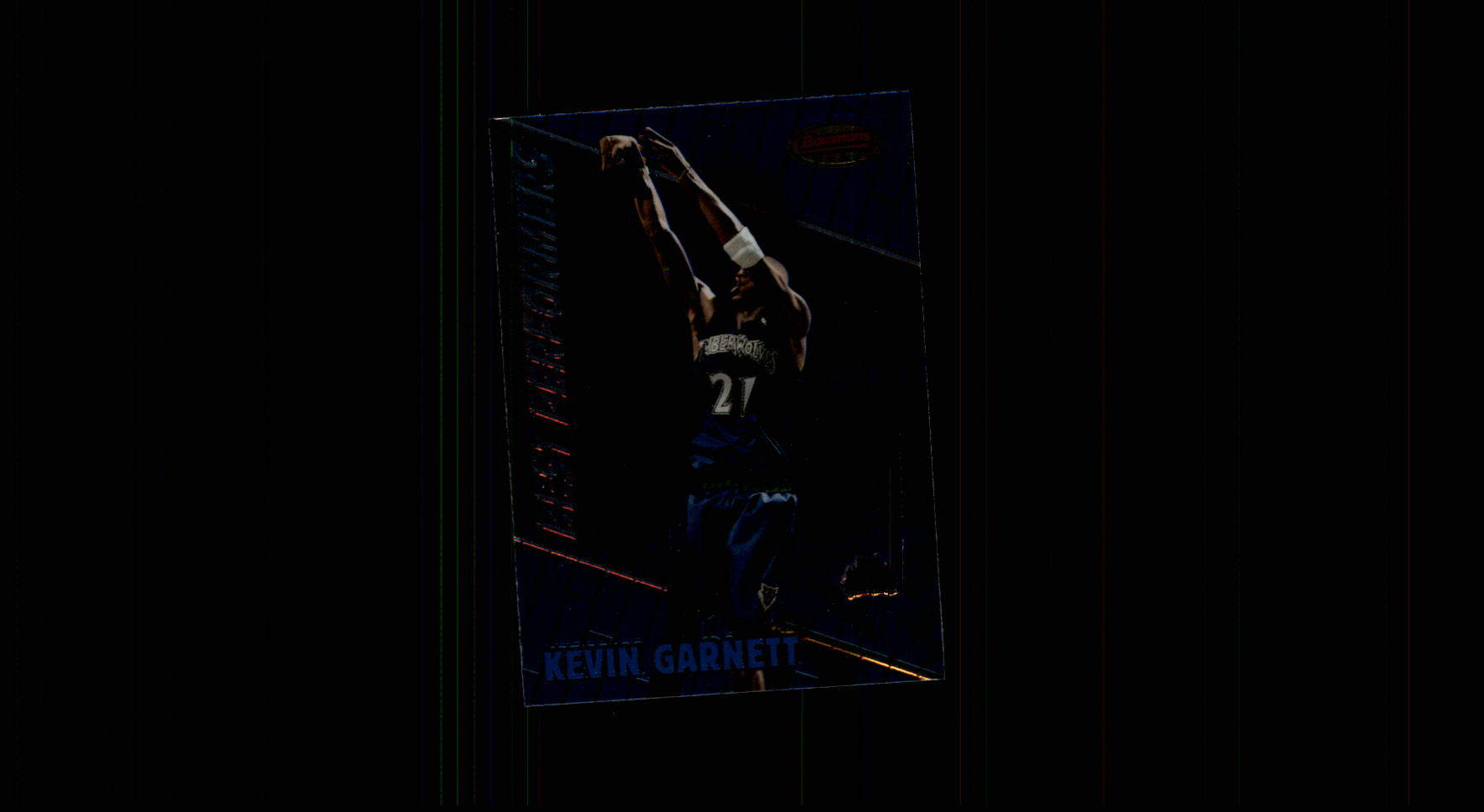 1999-00 Bowman's Best #94 Kevin Garnett BP