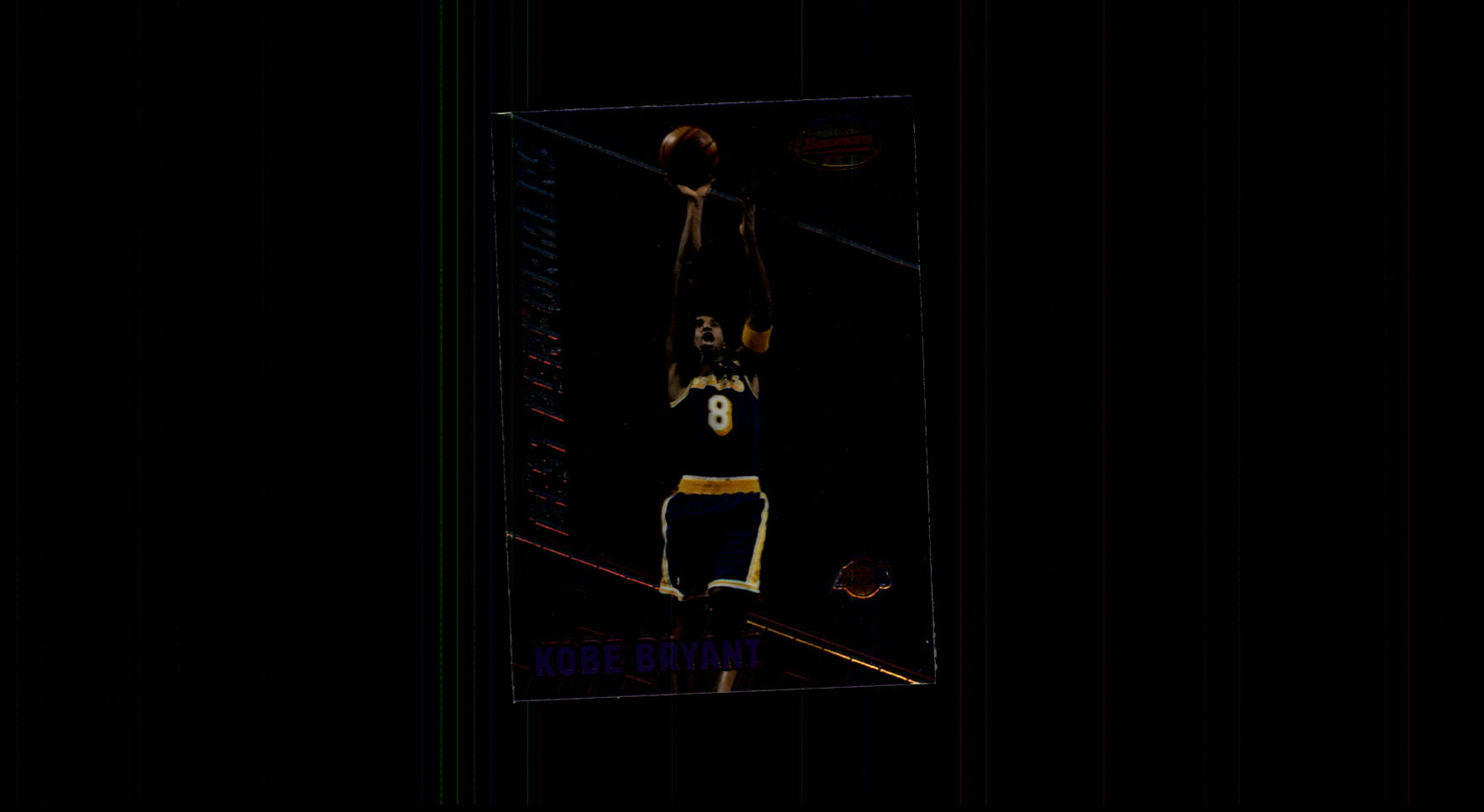 1999-00 Bowman's Best #95 Kobe Bryant BP