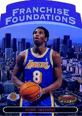 1999-00 Bowman's Best Franchise Foundations #FF5 Kobe Bryant