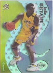 1999-00 E-X #25 Kobe Bryant