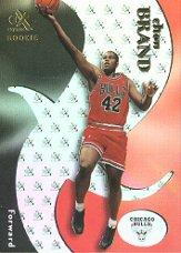 1999-00 E-X #61 Elton Brand RC