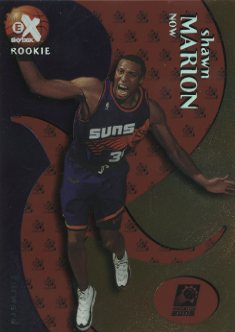 1999-00 E-X Essential Credentials Now #68 Shawn Marion/8