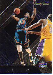 1999-00 Black Diamond #55 Patrick Ewing