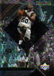 1999-00 Black Diamond #73 David Robinson