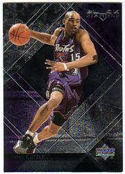 1999-00 Black Diamond #79 Vince Carter