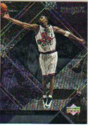 1999-00 Black Diamond #80 Tracy McGrady