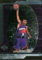 1999-00 Black Diamond #99 Shawn Marion RC