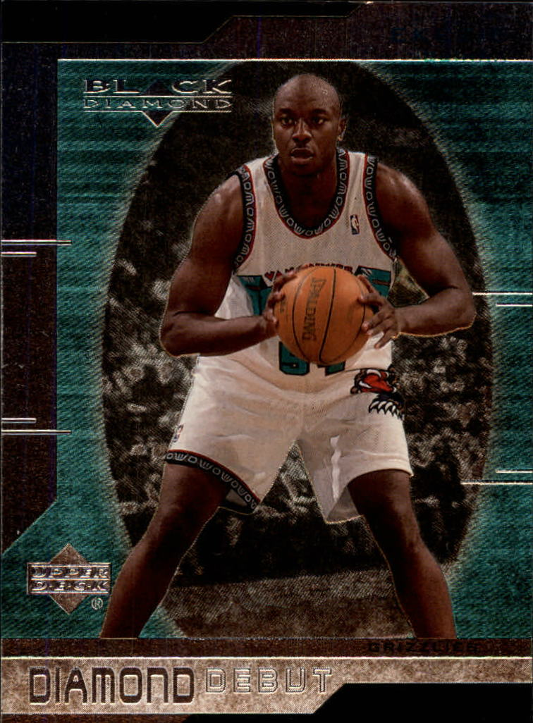 1999-00 Black Diamond #117 Obinna Ekezie RC