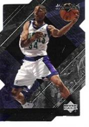1999-00 Black Diamond Diamond Cut #45 Ray Allen