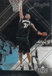 1999-00 Black Diamond Diamond Cut #47 Kevin Garnett