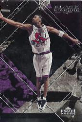 1999-00 Black Diamond Diamond Cut #80 Tracy McGrady