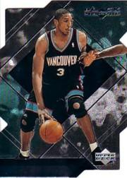1999-00 Black Diamond Diamond Cut #85 Shareef Abdur-Rahim