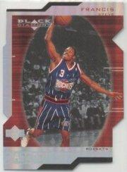 1999-00 Black Diamond Diamond Cut #92 Steve Francis
