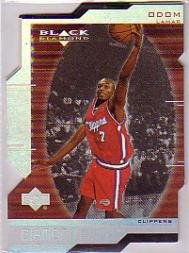 1999-00 Black Diamond Diamond Cut #94 Lamar Odom