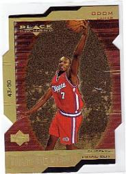 1999-00 Black Diamond Final Cut #94 Lamar Odom