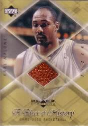 1999-00 Black Diamond A Piece of History #KM Karl Malone H