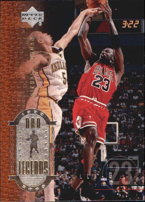 2000 Upper Deck Century Legends #1 Michael Jordan front image