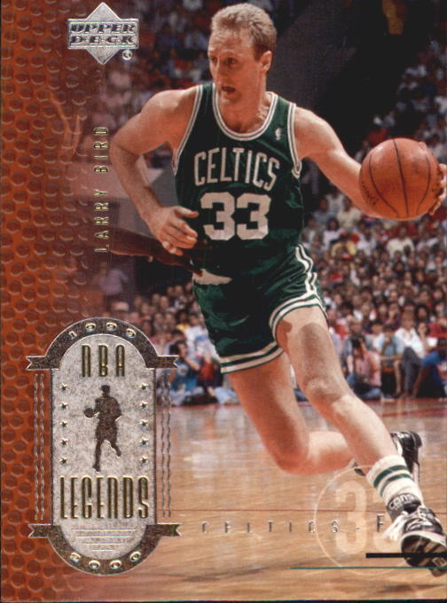 2000 Upper Deck Century Legends #3 Larry Bird