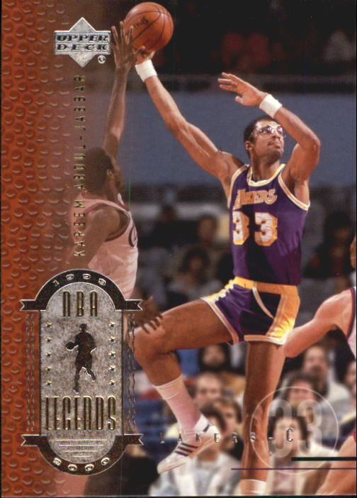 2000 Upper Deck Century Legends #21 Kareem Abdul-Jabbar