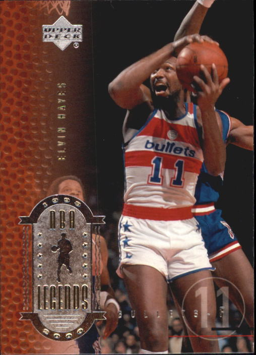 2000 Upper Deck Century Legends #23 Elvin Hayes